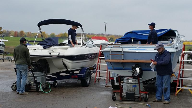 Marine Service In Traverse City Amp Charlevoix Mi Boat Repair